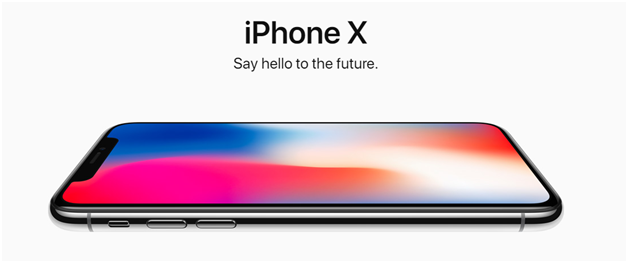 iphone-x brand positioning strategy