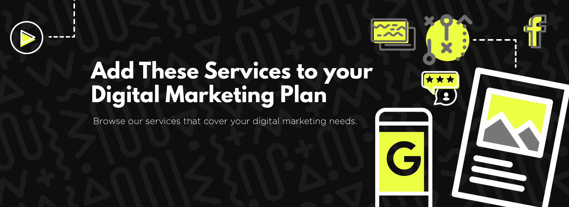 Add These Services to your Digital Marketing Plan
