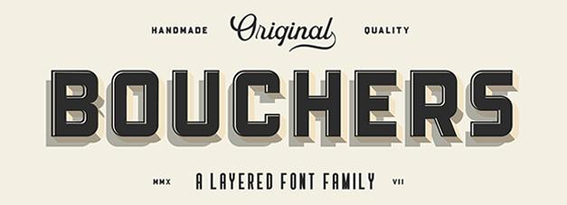 Bouchers Font - Brand Strategy