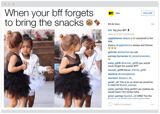Brand Strategy on Instagram