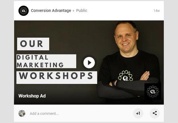 google plus marketing strategy